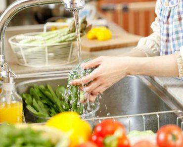 3 métodos para eliminar los pesticidas de los productos cultivados no orgánicamente