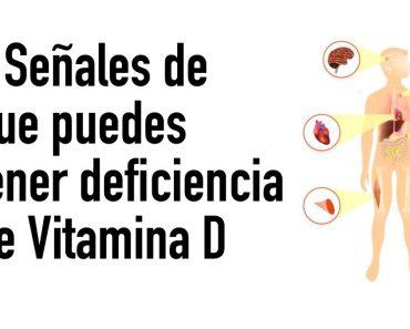 7 señales de que puedes tener una deficiencia de vitamina D (y cómo incorporarla)