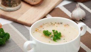 Sopa curativa de ajo - 100 veces más potente que los antibióticos