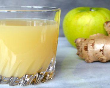 Este zumo limpiador de colon de 3 ingredientes puede ayudar a limpiar de desechos todo tu sistema