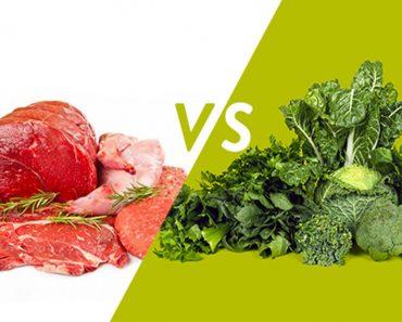 Proteínas de origen vegetal vs proteínas de origen animal. ¿Cuáles reducen el riesgo de muerte?