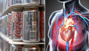 """ATENCIÓN: un largo estudio de 10 años relaciona los refrescos """"light"""" con estos peligros para la salud"""
