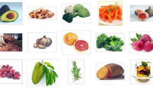 Lista completa de los alimentos que combaten el cáncer