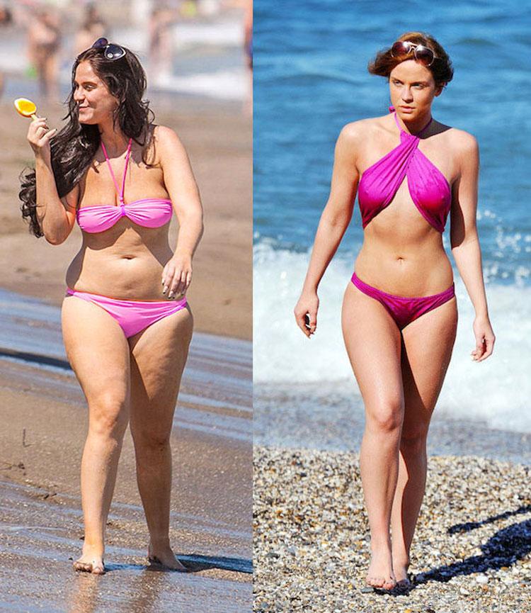 Cómo esta mujer paso de 85kg a 54kg solamente en 2 meses. Aquí tienes la respuesta