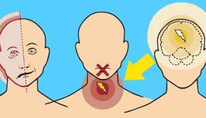 8 Síntomas que tu cuerpo te muestra antes de sufrir un infarto o derrame cerebral