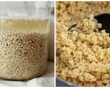Esto es lo que no sabías acerca de la quínoa, el magnesio y la GRASA del vientre