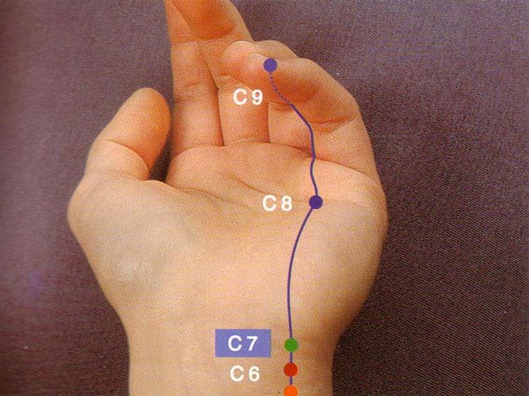 Corazón 7 (C 7) Shenmen
