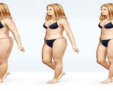 Esto es exactamente lo que tienes que caminar para empezar a perder peso