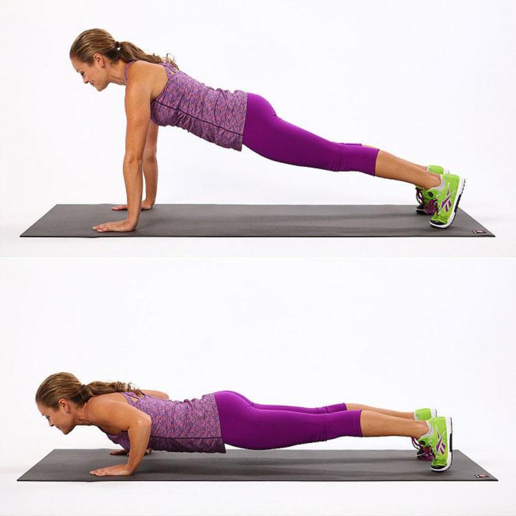 Plan de 7 ejercicios simples que transformarán su cuerpo en sólo 4 semanas