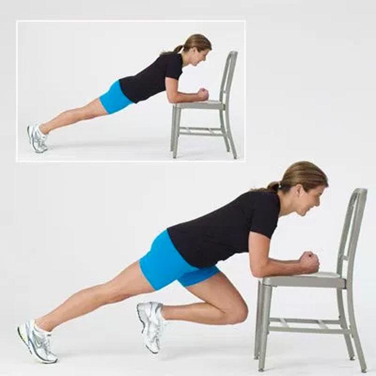 7 maneras simples de deshacerse de la grasa del vientre mientras estás sentada en una silla