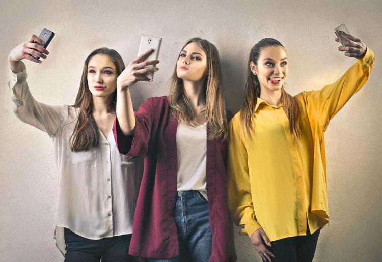 Los selfies están vinculados a estos trastornos de la personalidad 1