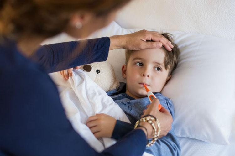 La escarlatina ha vuelto y todos los padres deben tener cuidado con estas señales de advertencia
