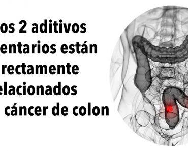 Estos 2 aditivos alimentarios están directamente relacionados con el cáncer de colon, según una investigación