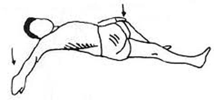 7 ejercicios en 7 minutos para no volver a sentir dolor de espalda