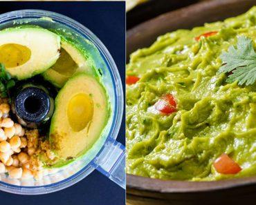 Hummoli: la receta de guacamole y hummus, llena de aguacate, garbanzos, aceite de oliva y otros ingredientes saludables