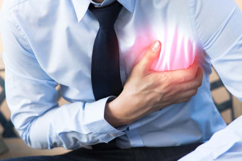 Esta es la forma de diferenciar entre un ataque al corazón y un ataque de pánico