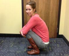 5 ejercicios para deshacer del dolor de espalda causado por estar siempre sentado
