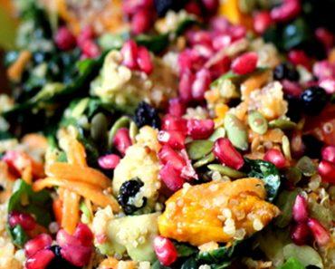 La ensalada contra el cáncer que todos debemos comer una vez por semana