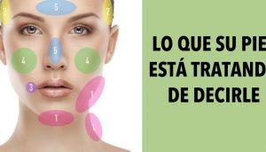 Cartografía de la cara: lo que su piel está tratando de decirle