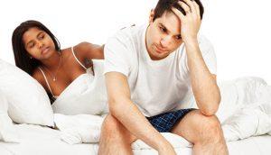 10 causas de la disfunción erectil
