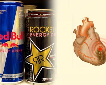 Esto es lo que le sucede a su corazón cuando bebe bebidas energéticas