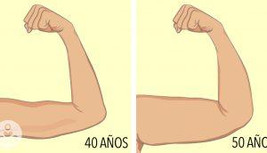 20 segundos de entrenamiento que ayudan a revertir la pérdida de masa muscular - Ideal para mayores de 40 años