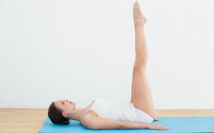 5 ejercicios simples para ayudarle a estar en forma en poco tiempo