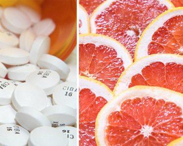 8 medicamentos y alimentos comunes que NUNCA debes mezclar