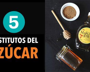 Los 5 mejores sustitutos del azúcar y cómo usarlos