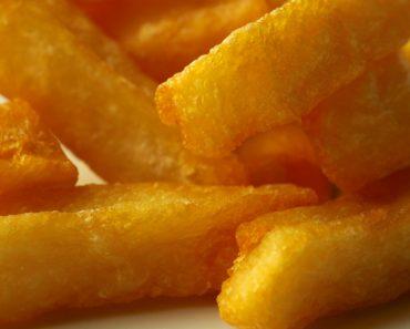 Este estudio vincula las patatas fritas con un riesgo de muerte temprana