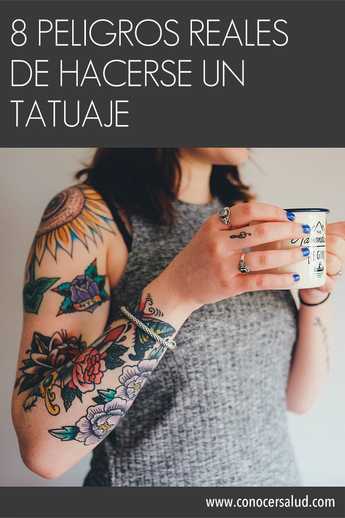 8 peligros reales de hacerse un tatuaje
