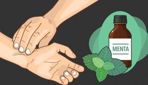 Cómo utilizar el aceite esencial de menta para acabar con tu hábito del azúcar