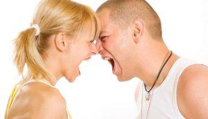 Por qué las parejas que discuten se aman más que otras