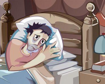 5 Enfermedades que pueden crecer en tu cuerpo cuando no duermes lo suficiente