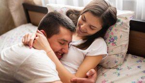 La importancia durante toda la vida del abrazo