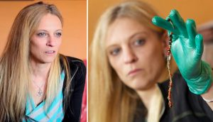 Esta mujer sufre urticaria y alucinaciones después de usar unas piezas populares de joyería