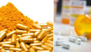 7 Medicamentos comunes que se puede reemplazar con cúrcuma