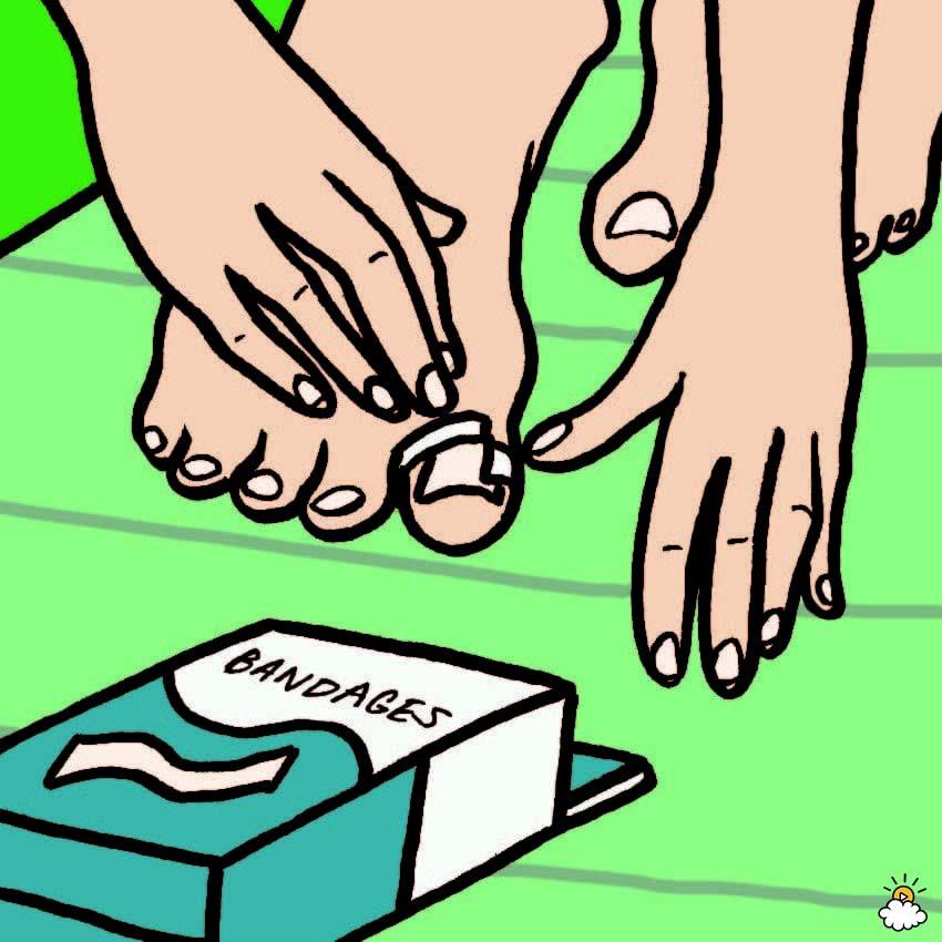 Uñas encarnadas de los pies: 6 Remedios caseros sorprendentemente ...