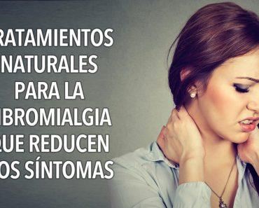 Tratamientos naturales para la fibromialgia que reducen los síntomas