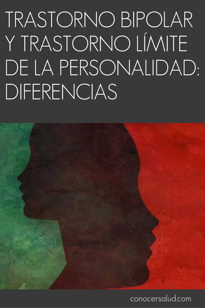 Trastorno bipolar y trastorno límite de la personalidad: diferencias entre los dos
