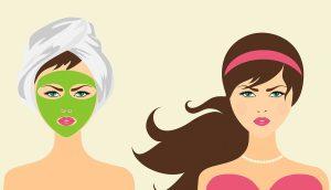 Prueba estas máscaras faciales anti estrés para parecer más joven