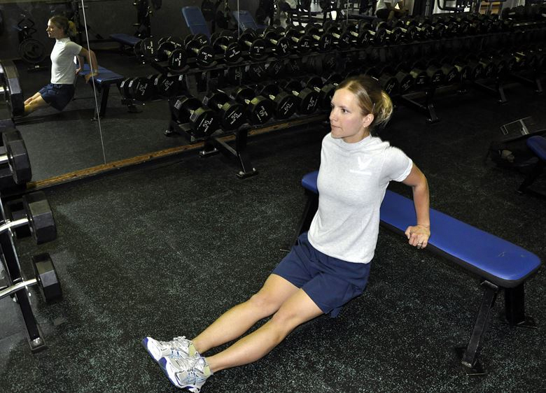 Los únicos 5 ejercicios que vas a necesitar para que todo tu cuerpo esté en forma