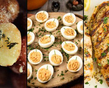 Alimentos que puedes comer mucho sin aumentar de peso