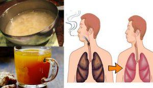 La bebida de cúrcuma, cebolla y jengibre que cada fumador (y ex fumador) debe probar