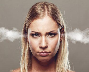 Esto es lo que ocurre en tu cuerpo cuando te enfadas