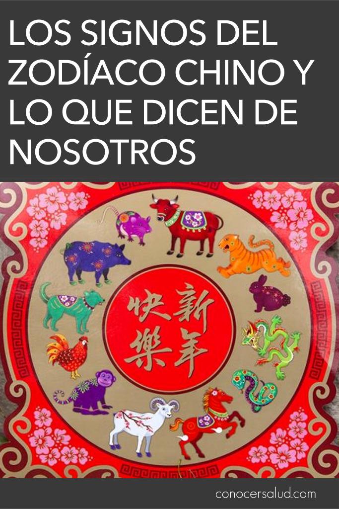 Los signos del zodíaco chino y lo que dicen de nosotros