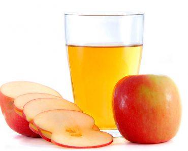 20 razones para beber más vinagre de sidra de manzana