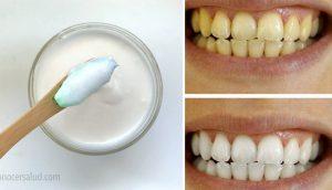 Esta pasta de dientes hecha en casa puede blanquear los dientes y ayudar con las caries