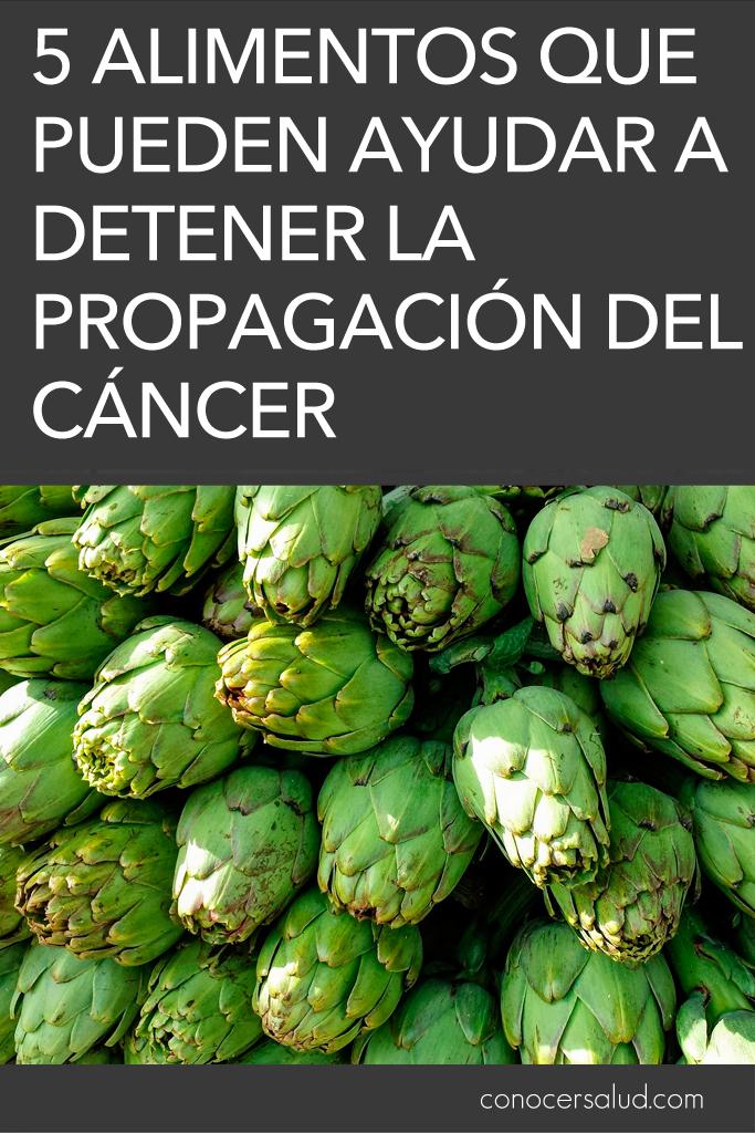 5 alimentos que pueden ayudar a detener la propagación del cáncer