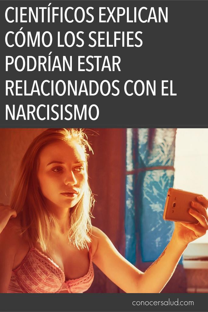 Científicos explican cómo los selfies podrían estar relacionados con el narcisismo y otras enfermedades mentales